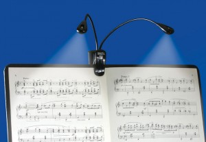 Mighty Brite music stand