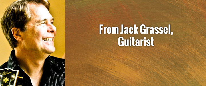 Jack Grassel - Jamey Aebersold Jazz Play-A-Longs