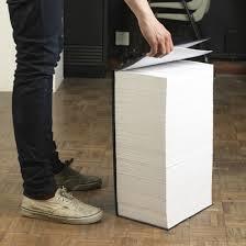 giant textbook