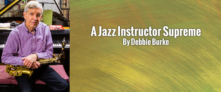A Jazz Instructor Supreme - Jamey Aebersold
