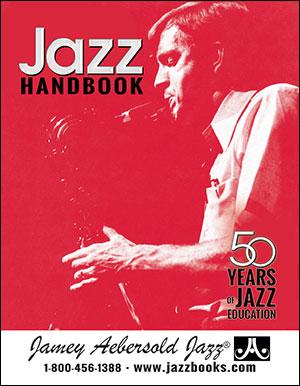 Free Jamey Aebersold Jazz Handbook: The