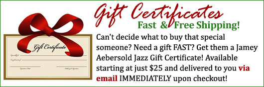Gift Certificates - Fast and Free Shipping!