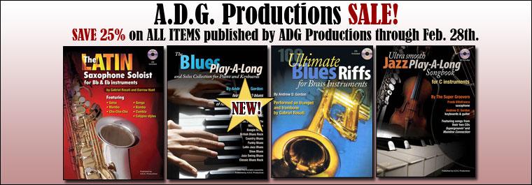 ADG Productions Sale