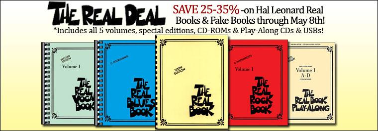 Hal Leonard Fakebook Sale!
