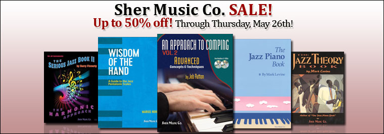 Sher Music Sale!