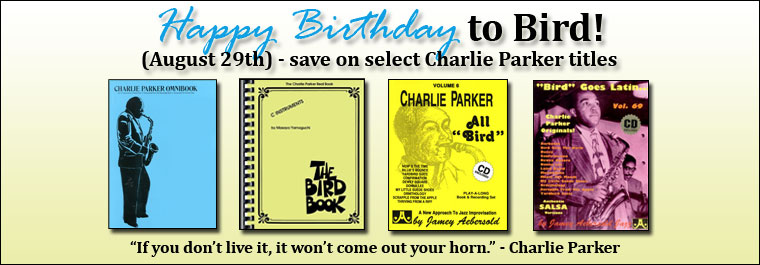 Happy Birthday Charlie Parker!