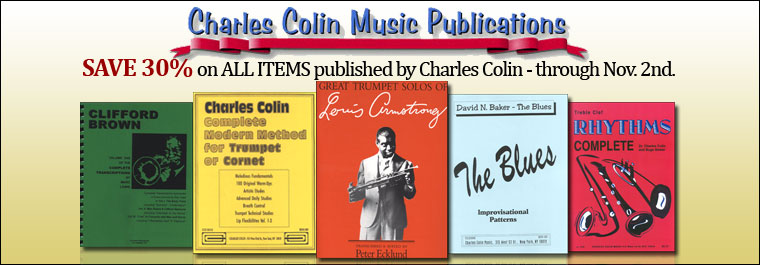 Charles Colin Publications on Sale