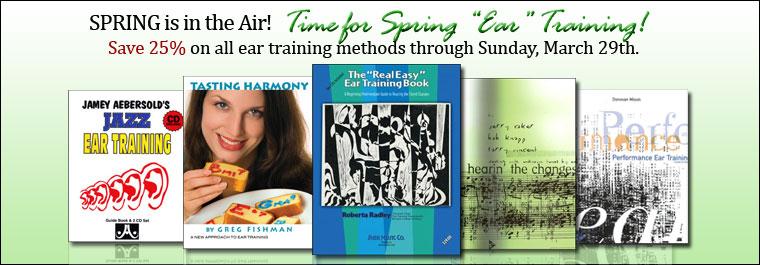 Spring Ear Training!