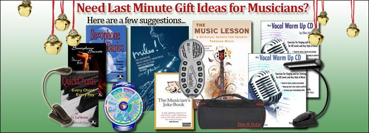 Need Last Minute Gift Ideas?