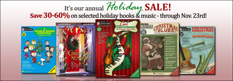 It's Our Annual Holiday Sale!