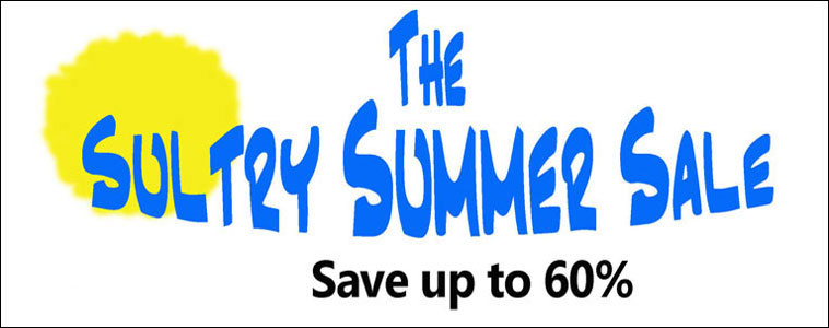 Sultry Summer Sale